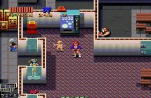 Aqui dois dos nossos melhores amigos no game: O Chucky e o Mr Chainsaw